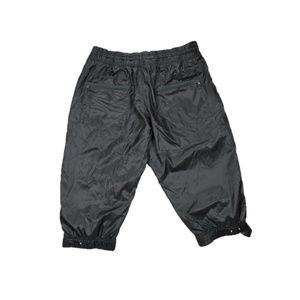 Nike Shorts - Nike athletic windbreaker capri/jogger shorts